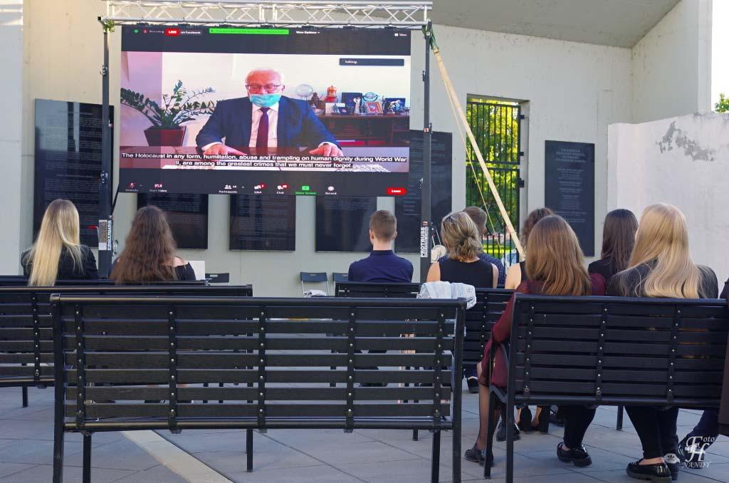 Dr. Boris Hanuščák – Mayor of Bardejov recorded a message for the event
